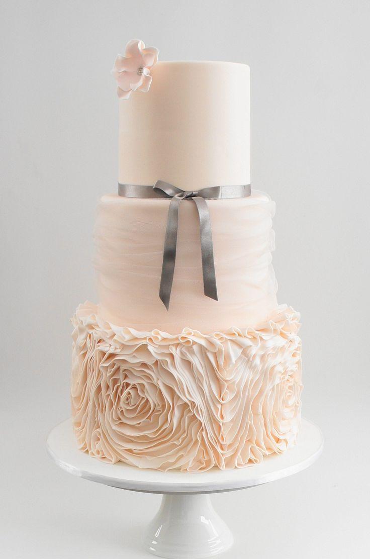 21 best wedding: {cake} images on Pinterest | Cake wedding ...