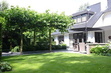 Moderne tuin ontwerpen met terras tuin garden garden design