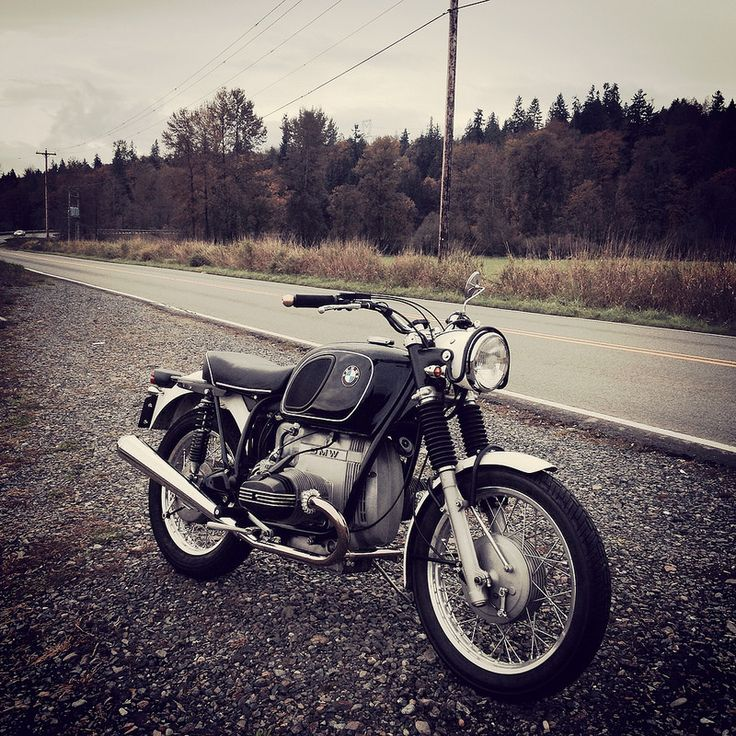 Bmwercial: 334 Best Images About BMW Airhead Motorcycles On Pinterest