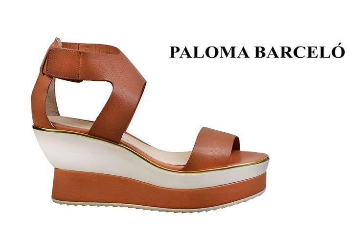 Your wedges is a work of art... is Paloma Barcelo. Shop your unique pair of style in Thessaloniki in Galleria Di Scarpe