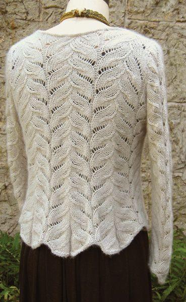Angel Wing Sweater