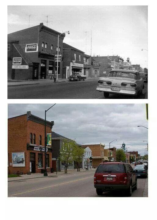 Downtown Renfrew, Ontario