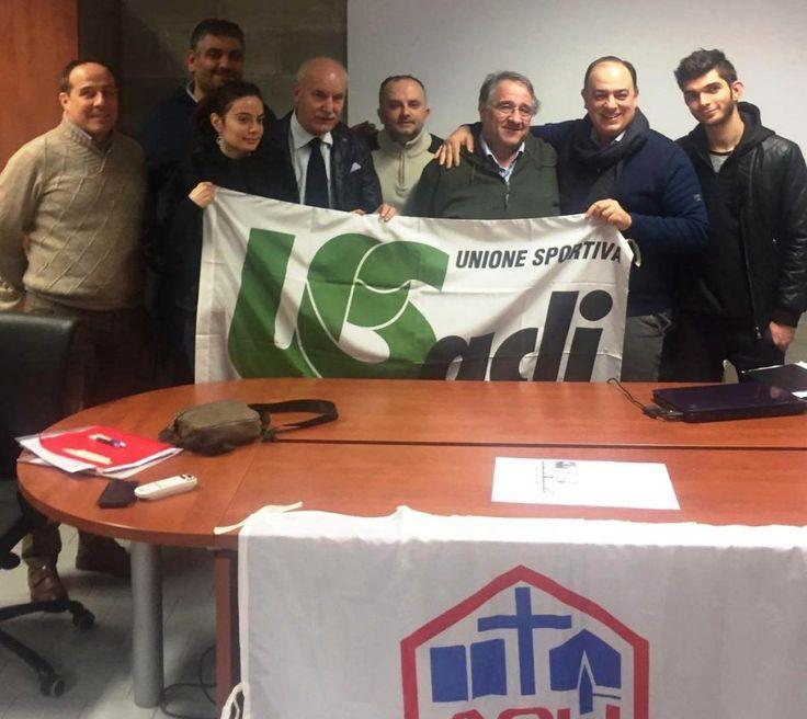 LUnione Sportiva Acli Marche ha un nuovo presidente: Pasquale Prudenzano