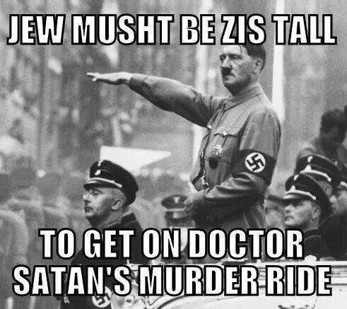 Hitler funny Doctor Satan