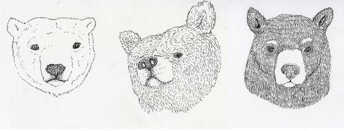 trois bearsBears Illustration, Crunches, Bears Graphics, Candies, Rad Tattoostattoo, Artists Inspiration, Tattoostattoo Ideas, Illustration Drawing, Animal