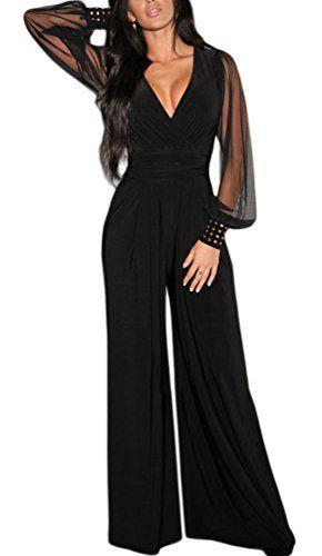 Sisiyer Women's Embellished Cuffs Long Mesh Sleeves Plung... https://www.amazon.com/dp/B01LXWQY0O/ref=cm_sw_r_pi_dp_x_3oNkzbPRJQ7FC