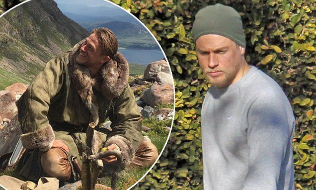 The hunky 35-year-old actor had a sad look on his face as he was spotted out and about in Los Angeles on Wednesday. His medieval action flick has been pushed back to 2017.