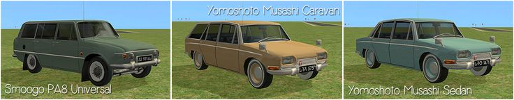 VPN Garage – a site that is now, alas, defunct – had a project going on where they made cars that, rather than being real-life models, are meant to be models also made by the manufacturers in the game...
