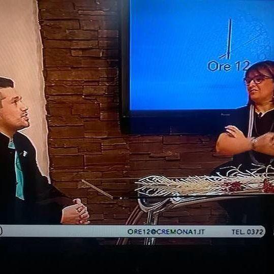 Cremona1 TV / Studio 1 (Feb 2016)