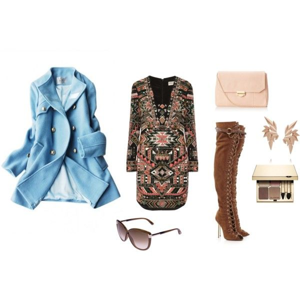 """Prints"" by ramona-juganaru on Polyvore"