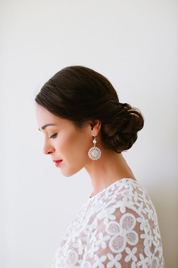 Sleek | Old Forest School Wedding by Anna Kidman