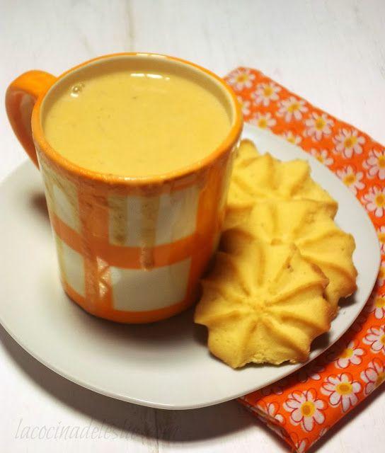 Atole de Camote (Sweet Potato Atole)