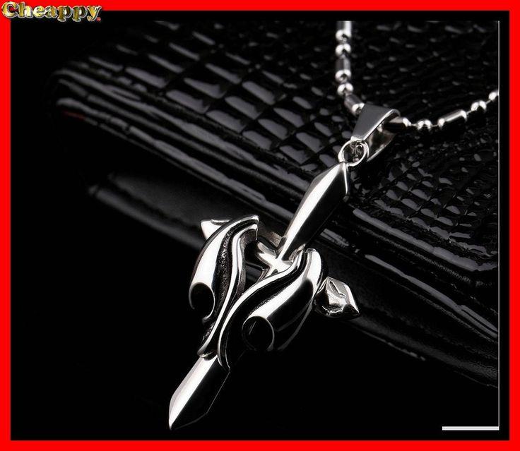 Mooi uniek zilverkleurig kruis met kraag  - Cheappy