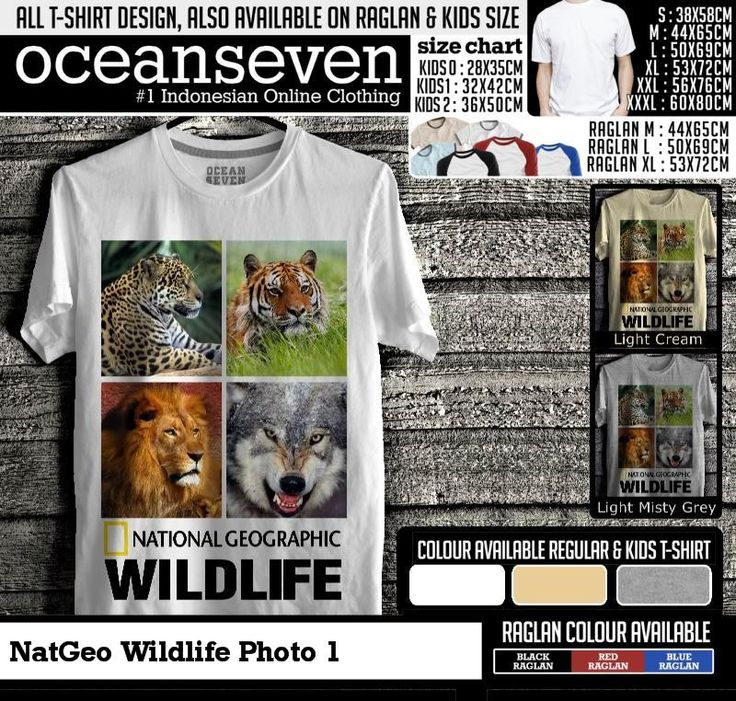 t shirt natgeo wildlife photo 1
