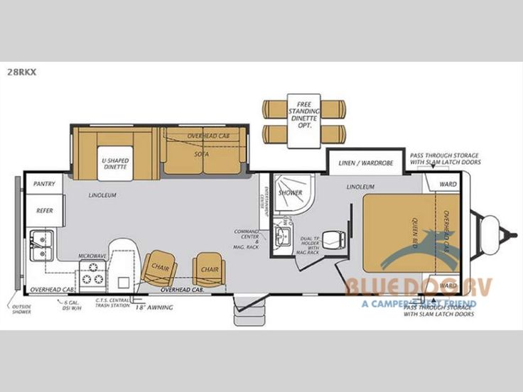 dutchmen aerolite floor plans modern home design and denali rv floorplans and pictures