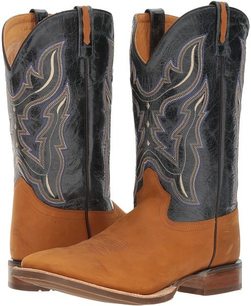 Old West Boots - BSM1883 Cowboy Boots
