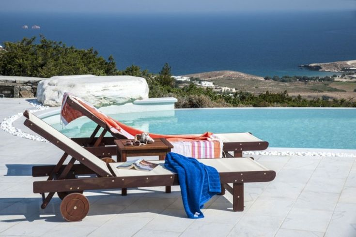 Balconi of Aegean in Paros, Villas for Rent in Parasporos