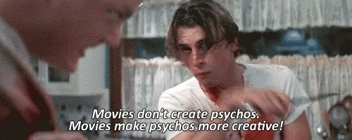 "Which ""Scream"" Character Are You? You got: Billy Loomis"