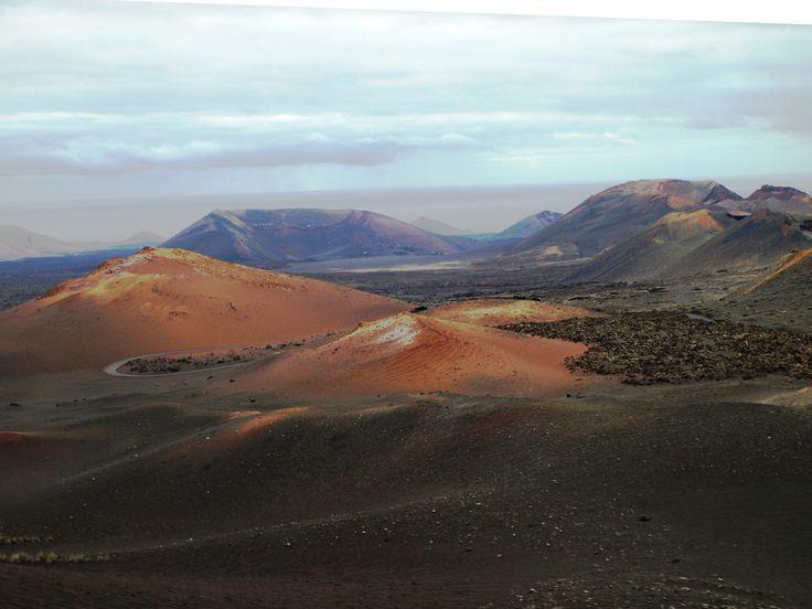 Piękno Lanzarote