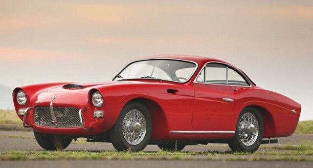 1955 Pegaso Z-102 Series II Coupe by Saoutchik