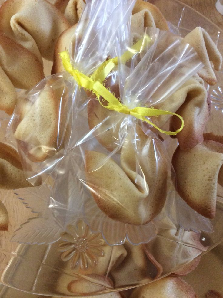 Personalized Fortune Cookies Made To Order Fresh For Your Next Event