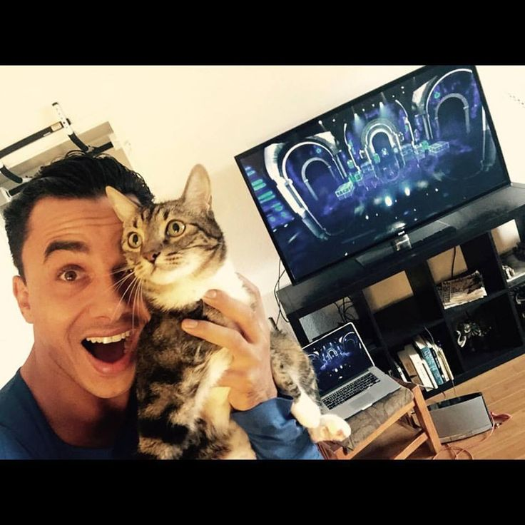 From Facebook Timor Steffens (Sept. 12 2015) Watching @rtldancedancedance with some pussy on the couch. #dancedancedance #LA