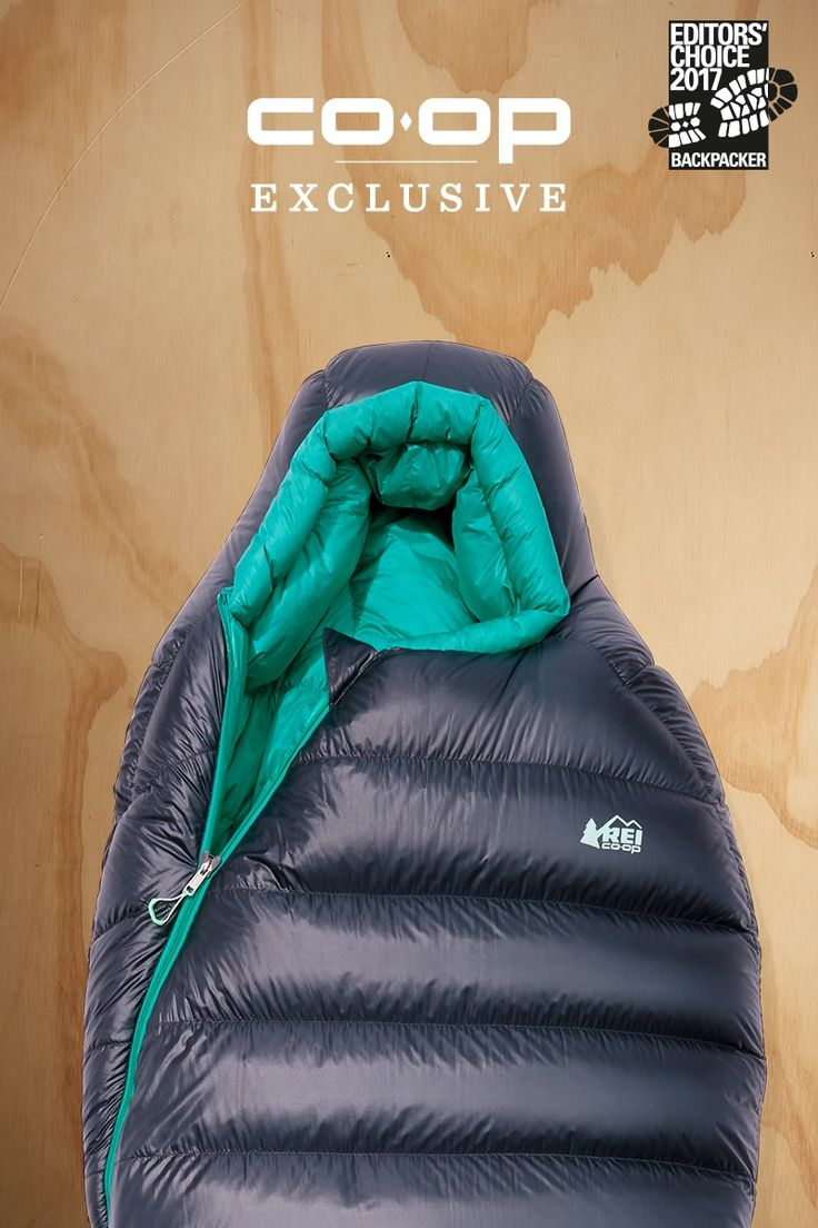 This is a great sleeping bag for cold-weather camping. Designed specifically for women, it has down insulation strategically placed to maximize warmth. The REI Co-op women's Magma 17 Sleeping Bag has a lightweight Downproof Pertex® shell that holds premium, water-resistant 850-fill goose down, with the best warmth-to-weight ratio we offer. Pick up the Magma 17 and start planning your next camping trip.