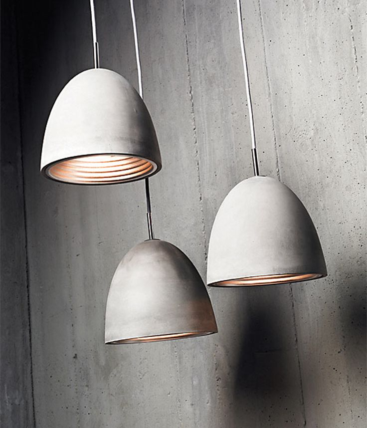 For a contemporary and stylish designer lighting option, Viore Design's concrete pendant range will add warmth, texture and natural beauty to any home, workplace or retail fit out. Available in small, medium, or large and in a variety of shapes, our concrete pendants have a natural hand cast concrete finish with polished chrome details.
