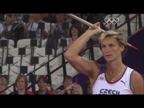 Athletics Women's Javelin Throw Final -  London 2012 Olympic Games Highlights