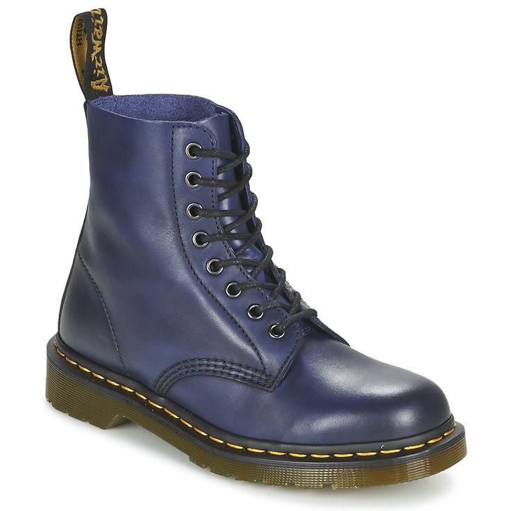 Boots Dr Martens Pascal Marine prix Boots Femme Spartoo 155.00 € TTC