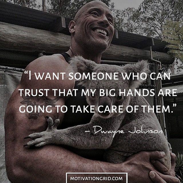 Dwayne Johnson Motivational Picture Quotes me me me me me me me please