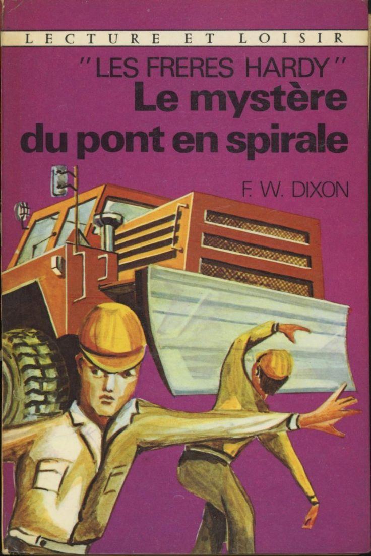 ? (Fix-Masseau ?) - Charpentier Lecture et Loisir Franklin W. Dixon Les Frères Hardy 1973
