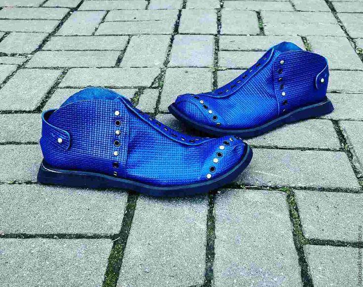 Купить Летние мокасины - обувь на лето, летнюю обувь заказать, летняя обувь пошив