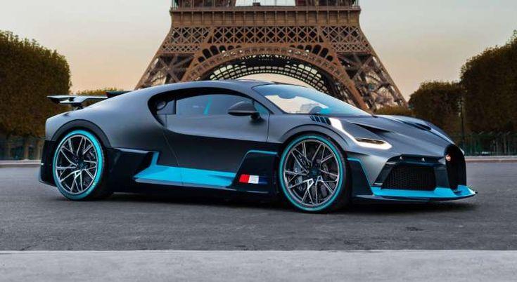 03 – Bugatti Divo (2018) – Media 365 #Auto