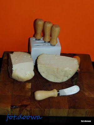 Moje Małe Czarowanie: Domowy ser limburski - Limburger