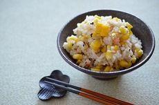 「<絶対美味しい!とうもろこしご飯>」by 槙 かおる:朝時間.jp