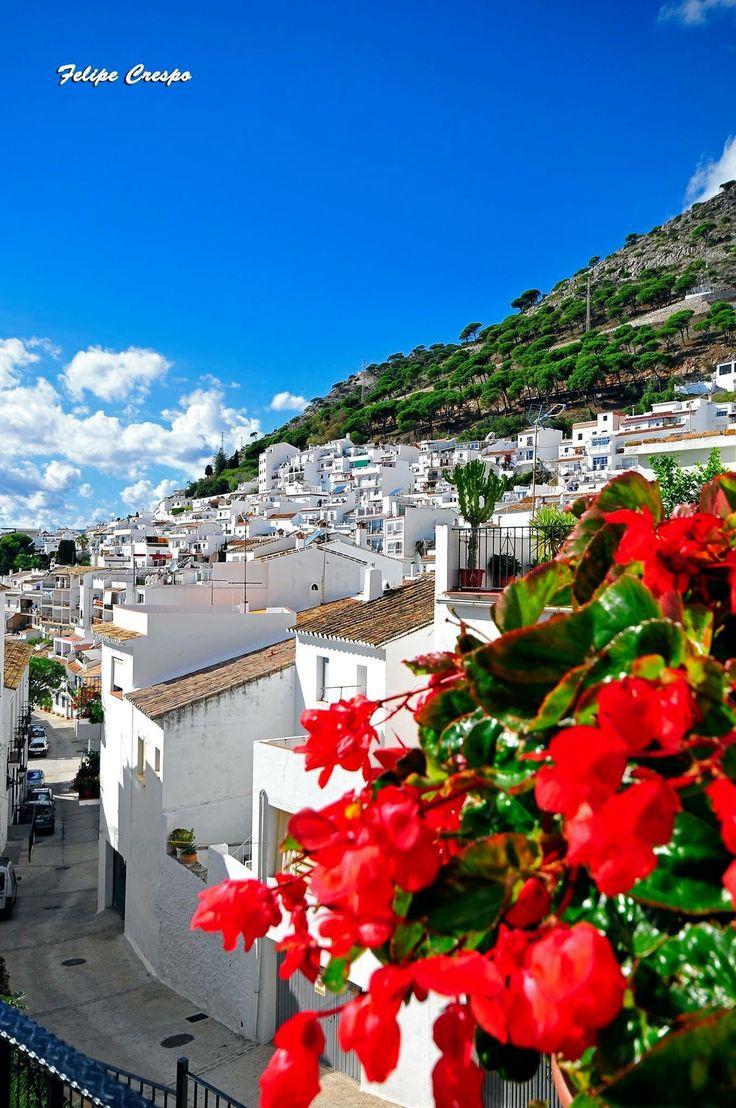 Mijas, Málaga Foto: Felipe Crespo