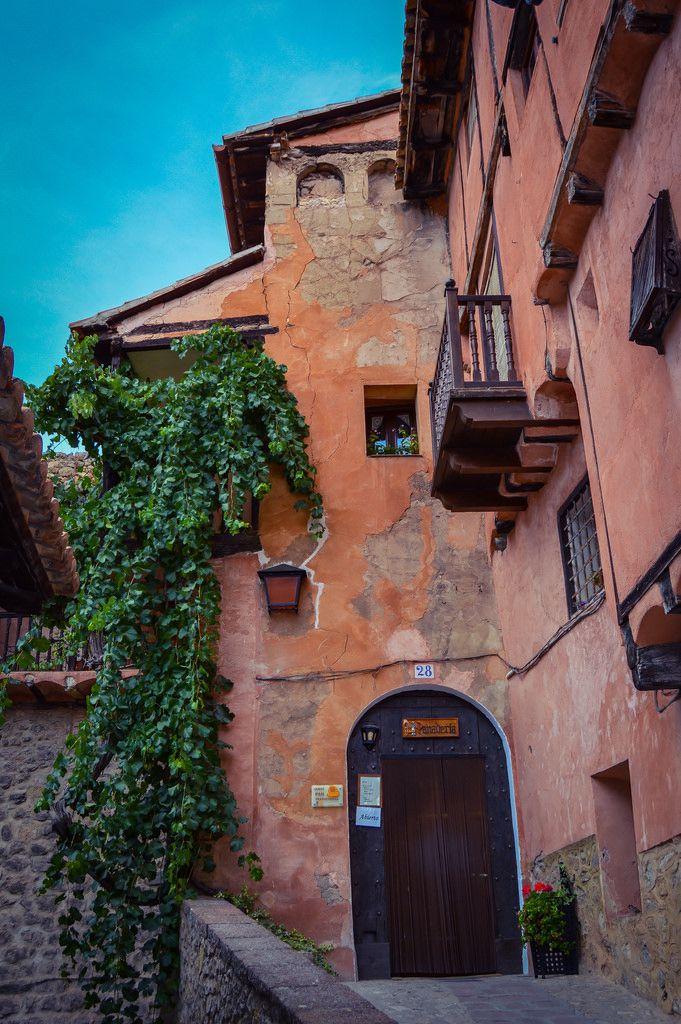 Rincones de Abarracin (Albarracin - Spain)