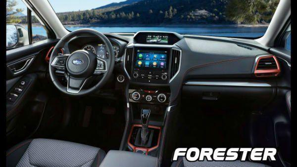 2019 Subaru Forester Sport Interior In 2020 Subaru Forester Subaru Car Model
