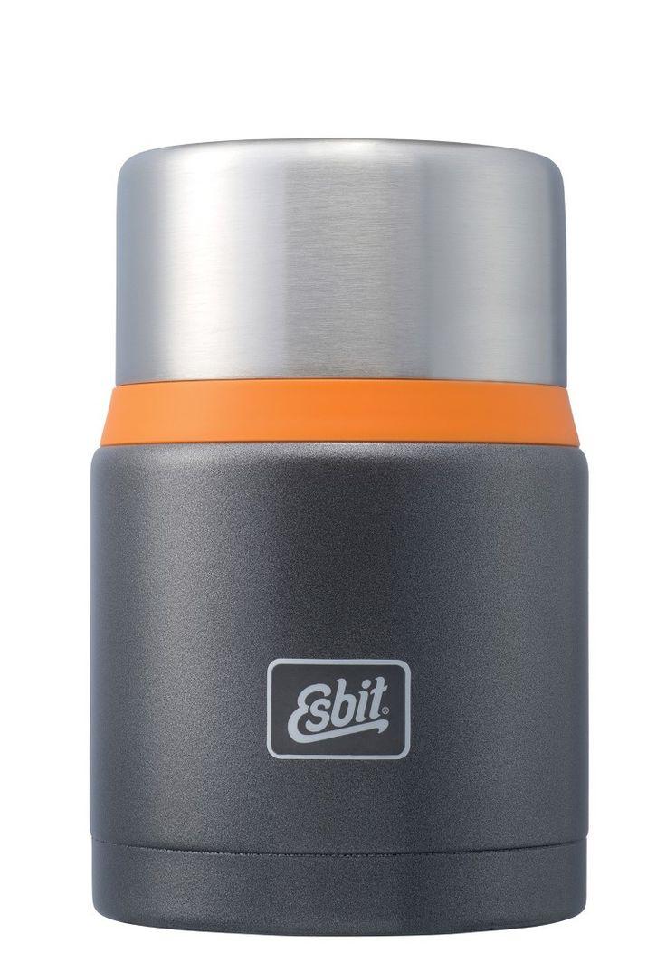 Θερμός Φαγητού Esbit FJ750 Γκρι/Πορτοκαλί | www.lightgear.gr