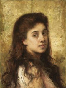 Alexei Alexeievich Harlamoff - Red-haired Beauty