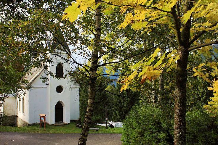 Magurka, kostol