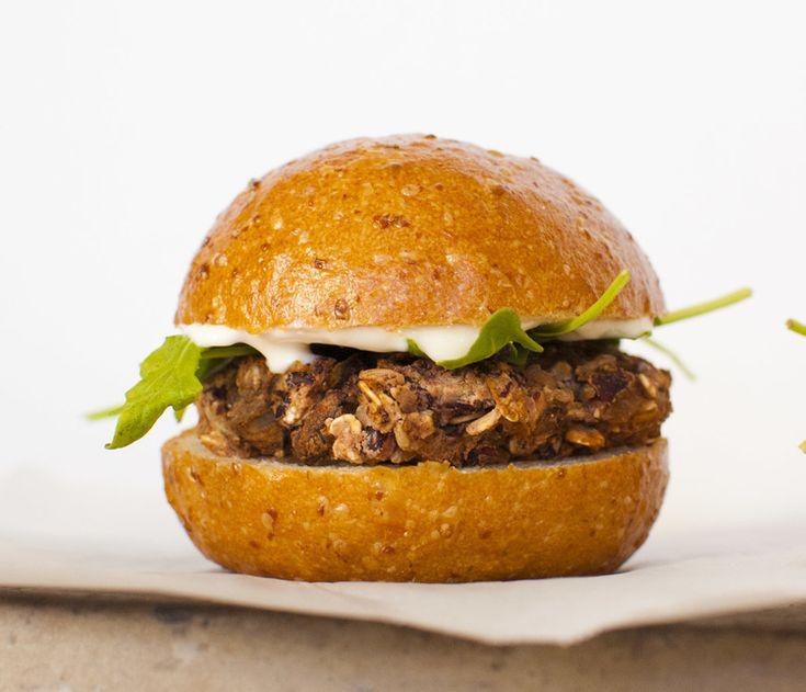 Caramelized Onion and Mushroom Vegan Sliders