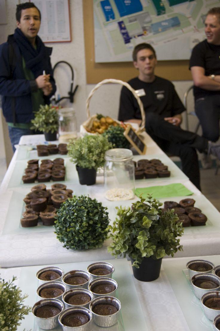 Journée Portes Ouvertes 2014 - Buffet de green Livraison