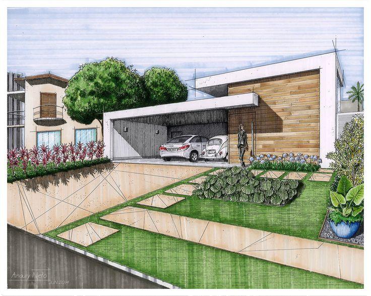 Beautiful Landscape Architecture Plan 67 best rendering images on pinterest   landscaping, architecture