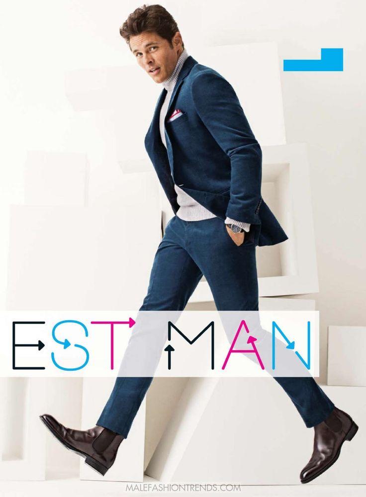 James Marsden por Sebastian Kim para GQ USA