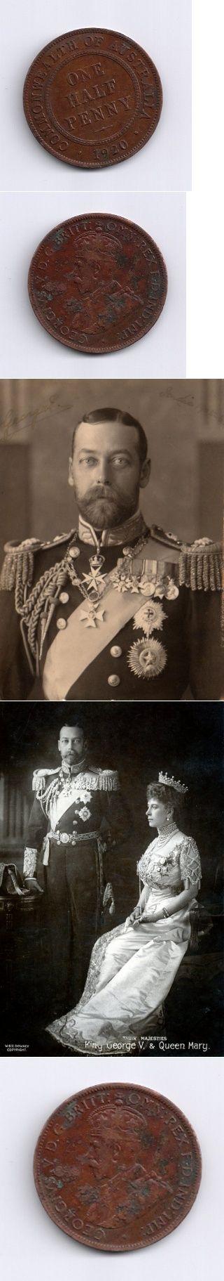 KING GEORGE V 1920