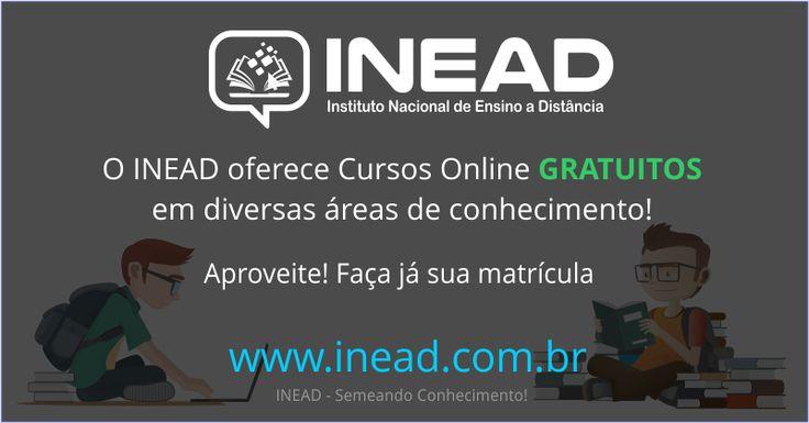 Quer aprender sobre Mecânica Automotiva Básica? Faça já sua matrícula no Curso Onlne Grátis do INEAD. Com opção de emitir o Certificado!