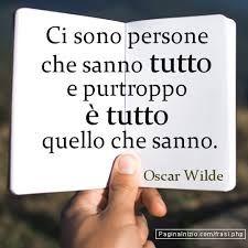 Oscar Wilde: Aforismi