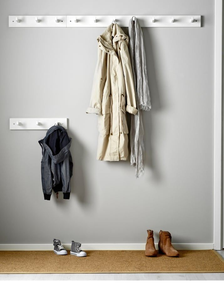 31 Must-Have Organization Products Under $20 | Coat closet